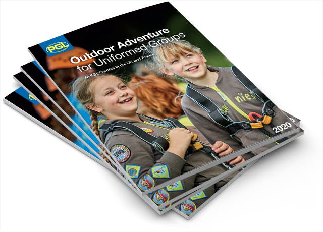 NEW! 2020 Uniformed Groups Brochure
