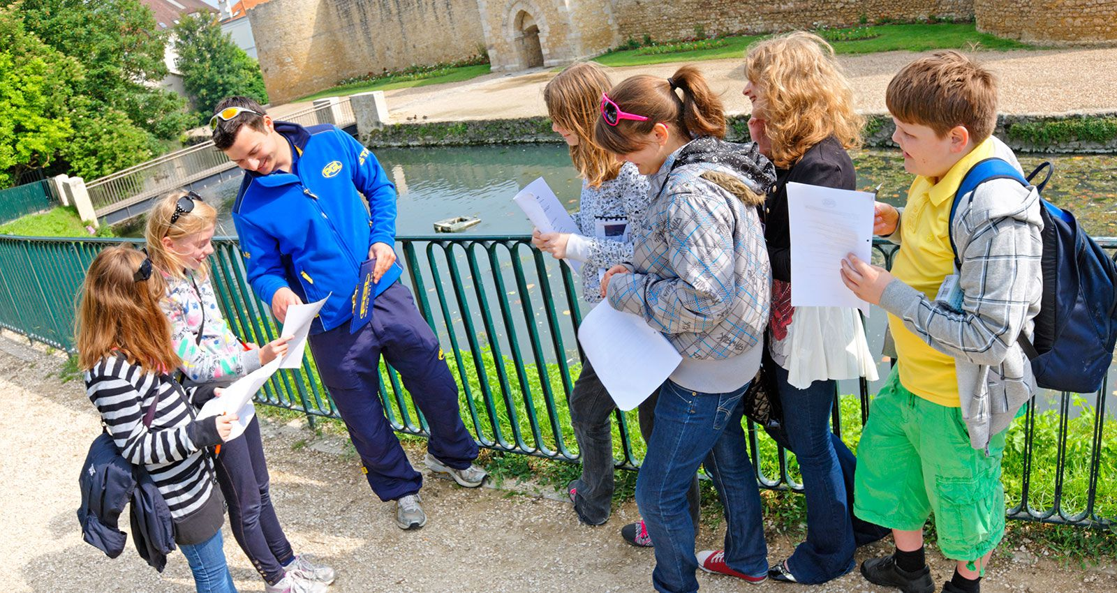 Normandy excursions for Schools