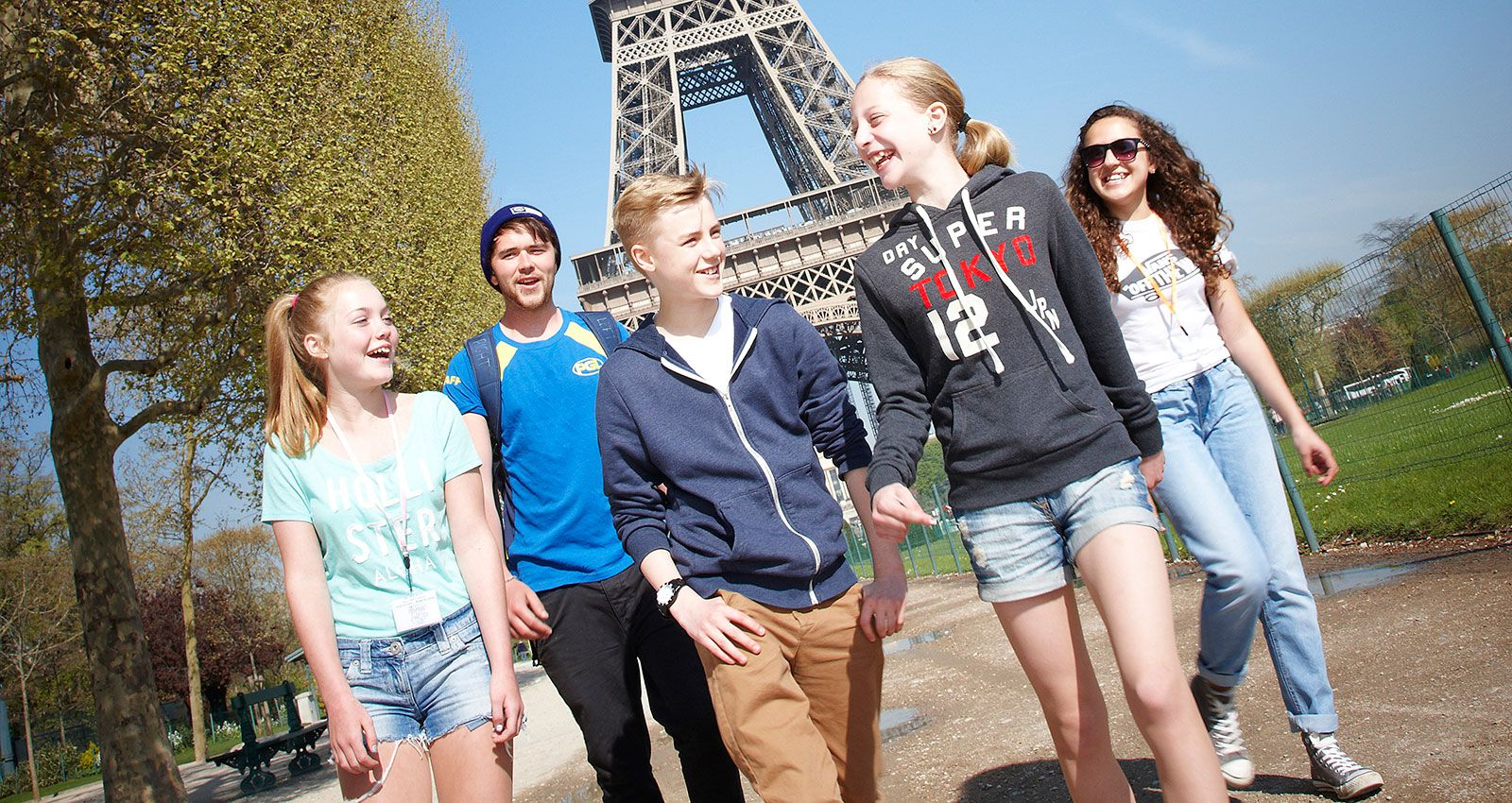 Paris excursions for schools