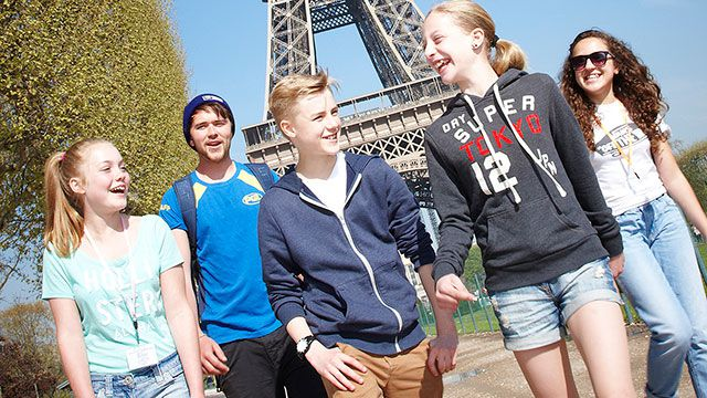 how to say secondary school in french