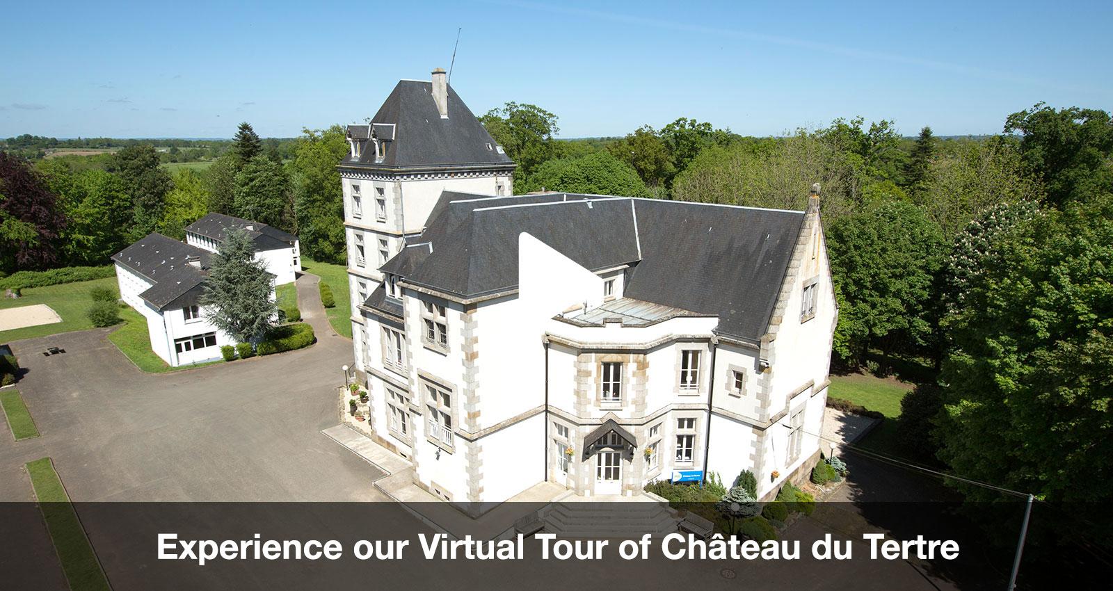 Château du Tertre, Normandy Primary School Trips