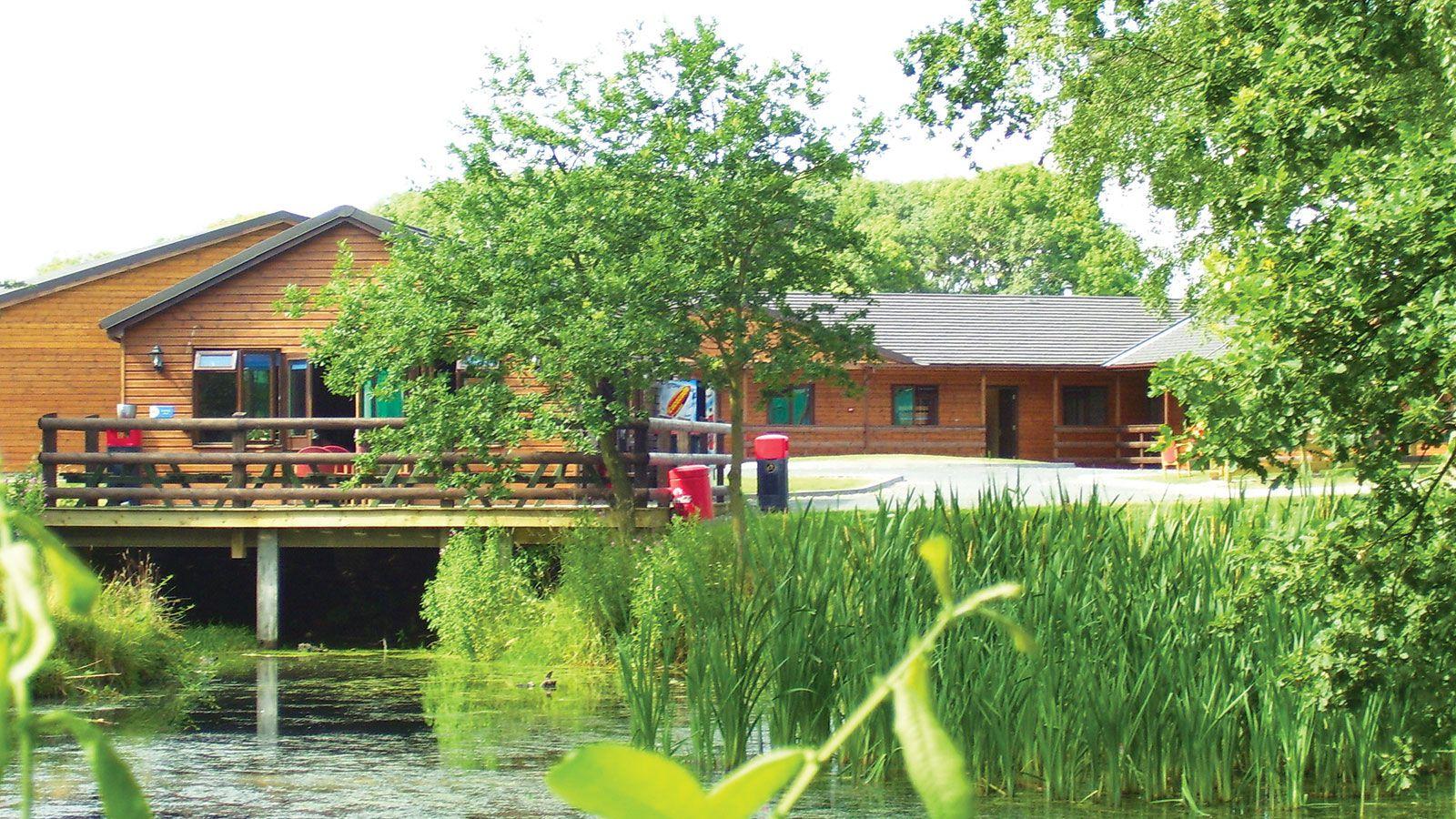 Boreatton Park Adventure Centre, Shropshire - Primary ...