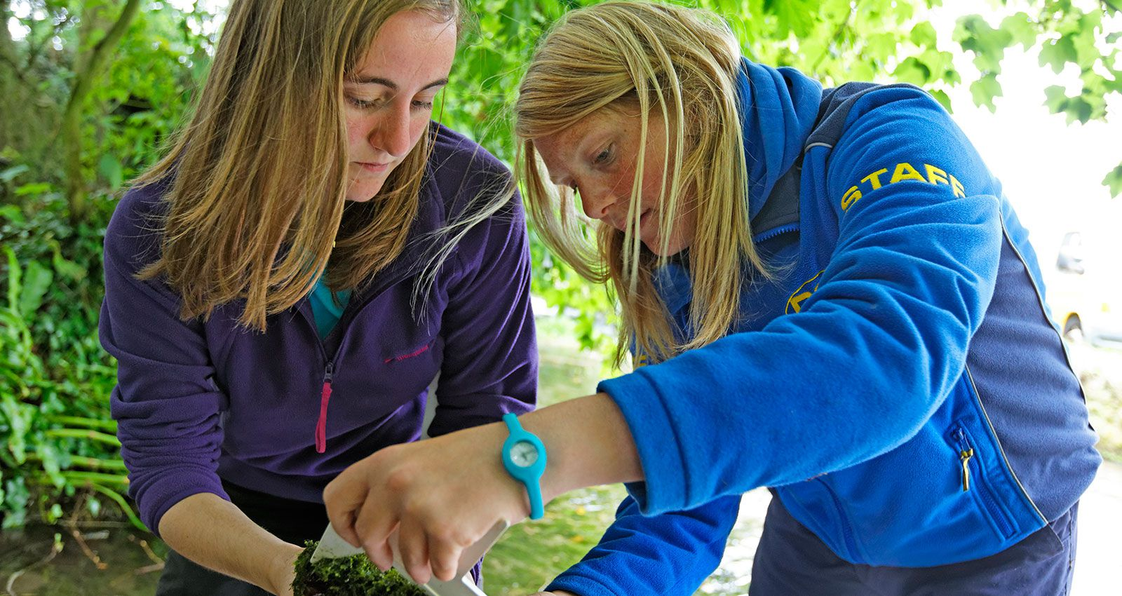 Field Studies Trips for Secondary School Groups