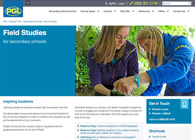 Study Courses for Secondary Schools