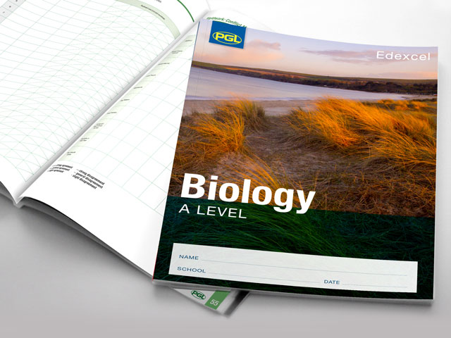 A level Biology workbook