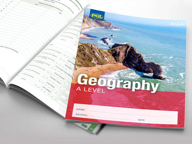A level Geography workbook