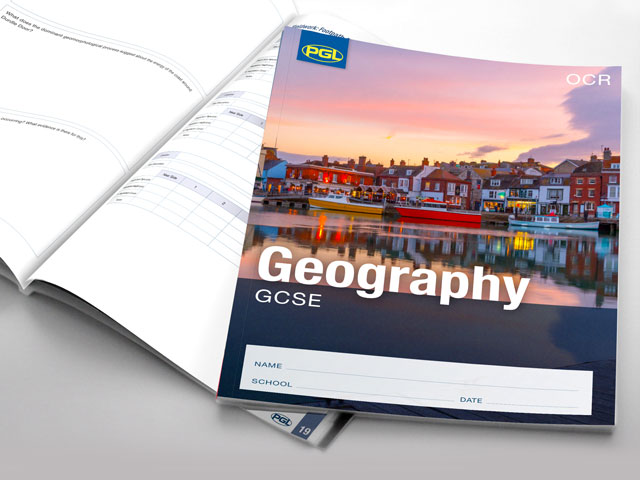 GCSE Geography workbook