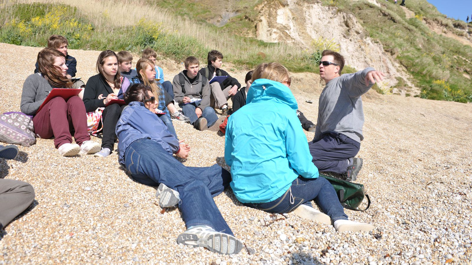 geology coursework a level Geology a level is one of the new linear a levels offered by stoke-on-trent sixth form college find out more information about what the course involves.