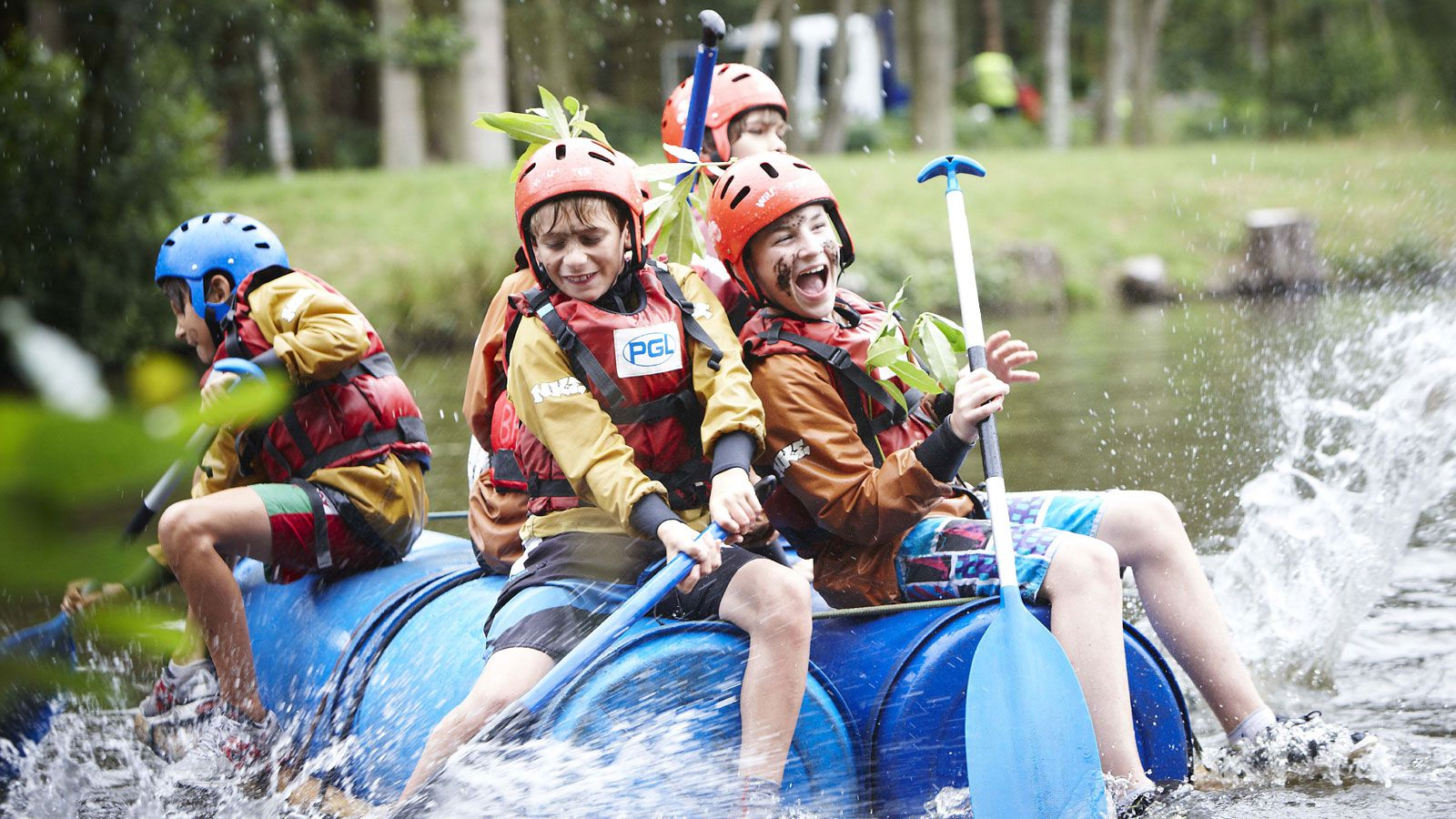 Multi Activity Trips For Secondary Schools