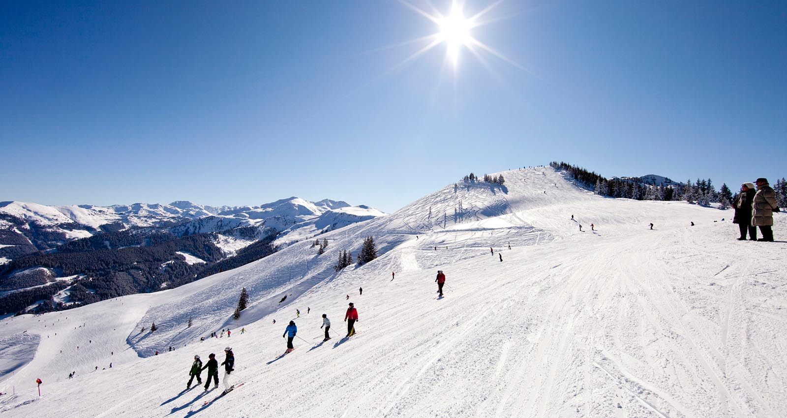 Take your school or group on ski trip to Austria