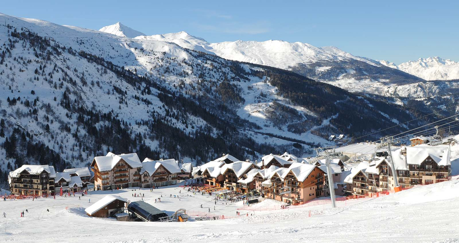 Take your school or group on ski trip to France
