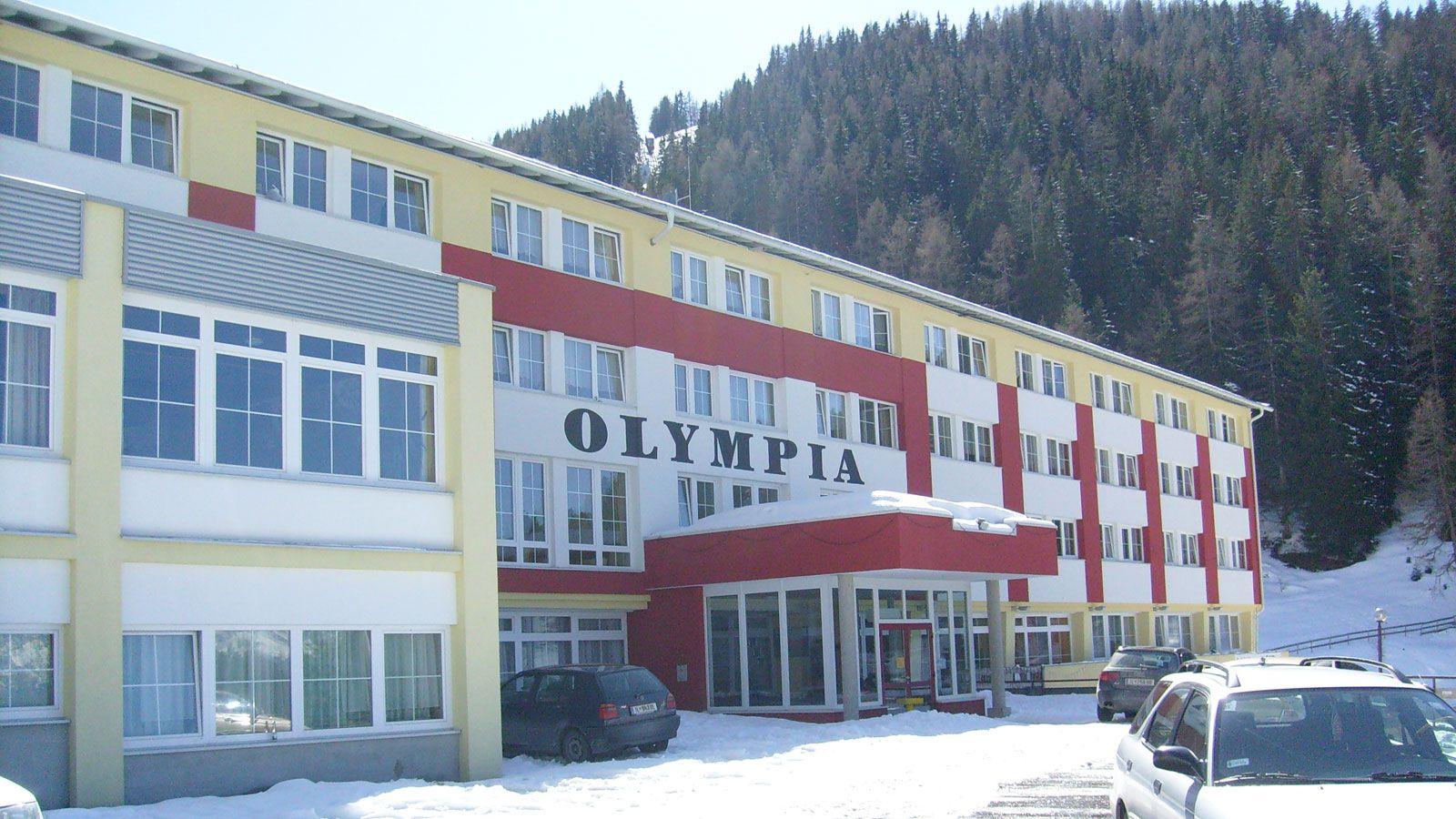 Hotel Restaurant Olympia