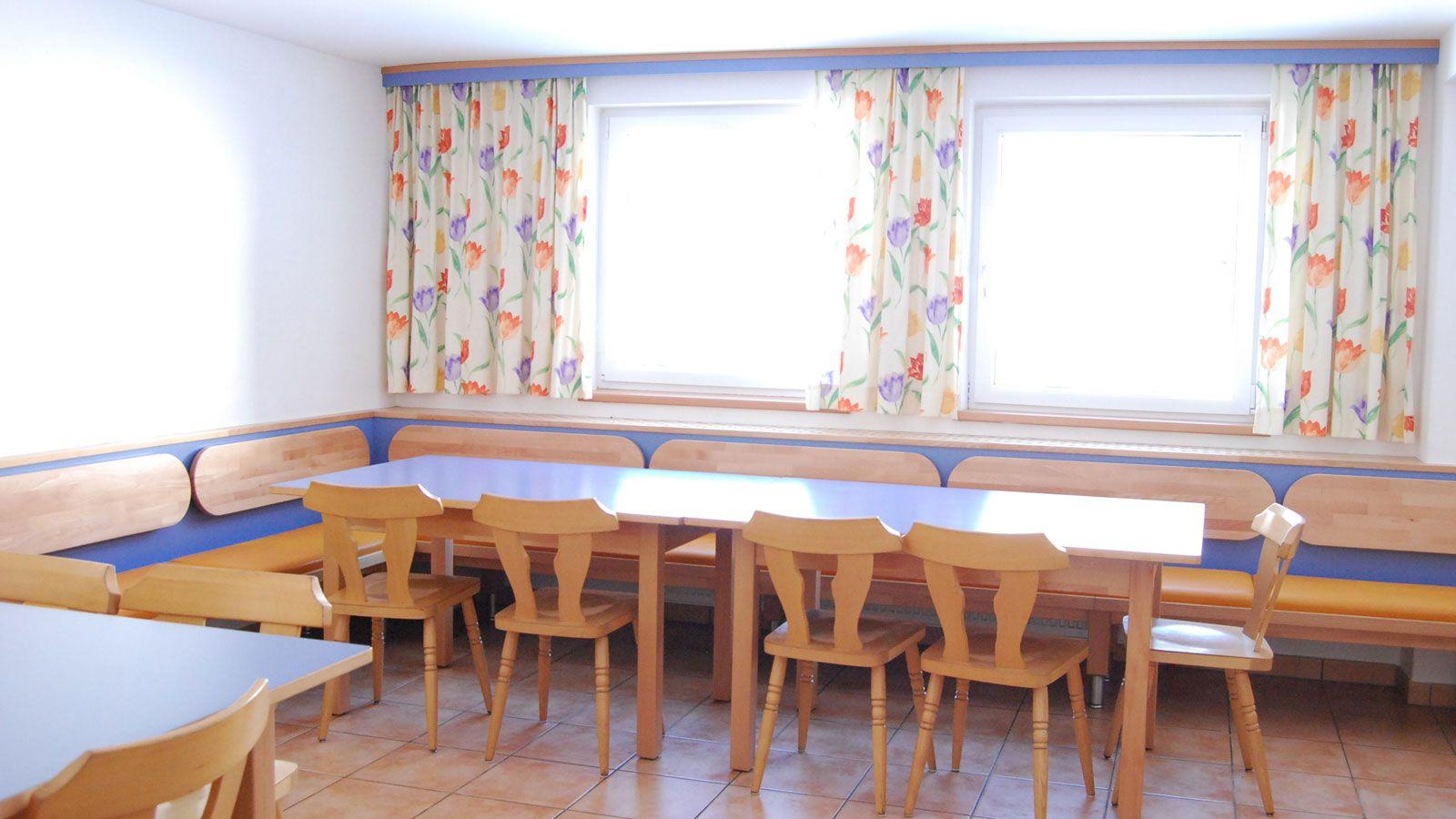 Jugendpension Niederegg School Ski Trip Accommodation