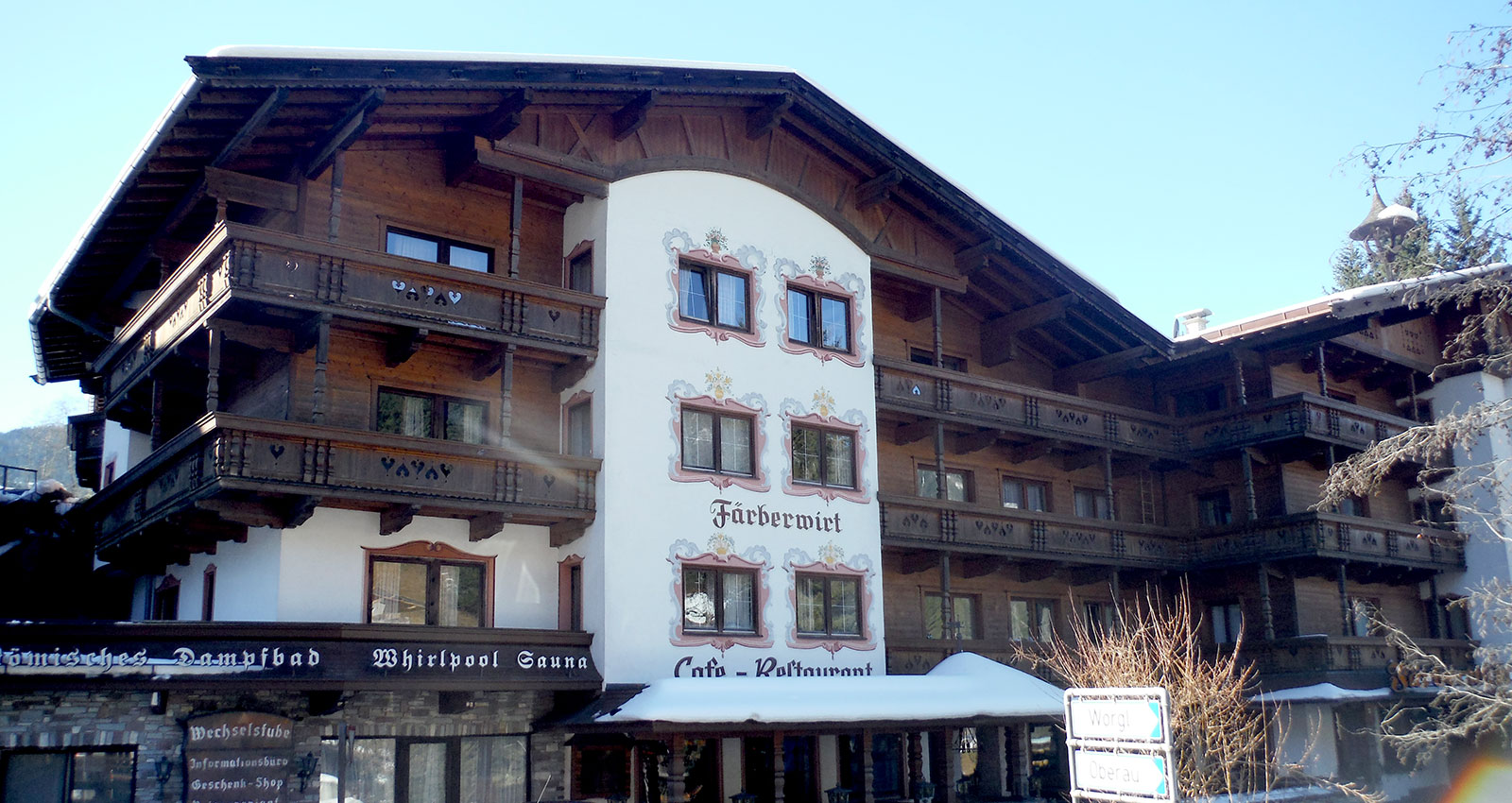 Hotel Färberwirt - School Ski Trip Accommodation