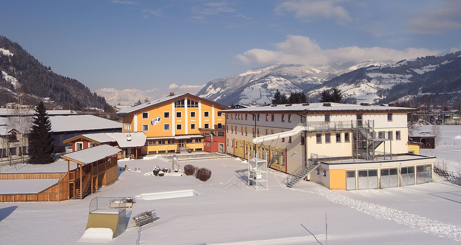 hotell zell am see