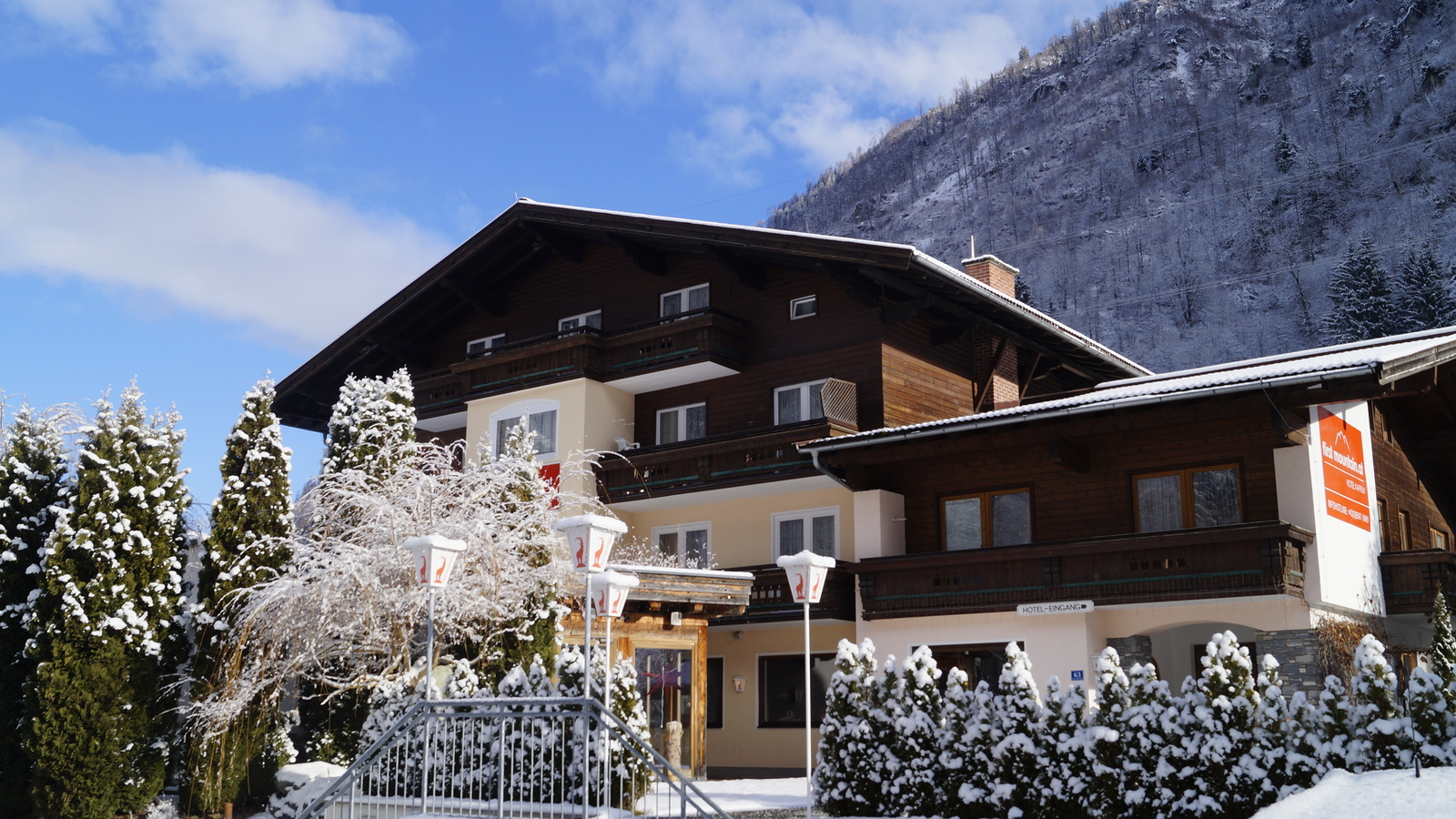 Hotel First Mountain Kaprun