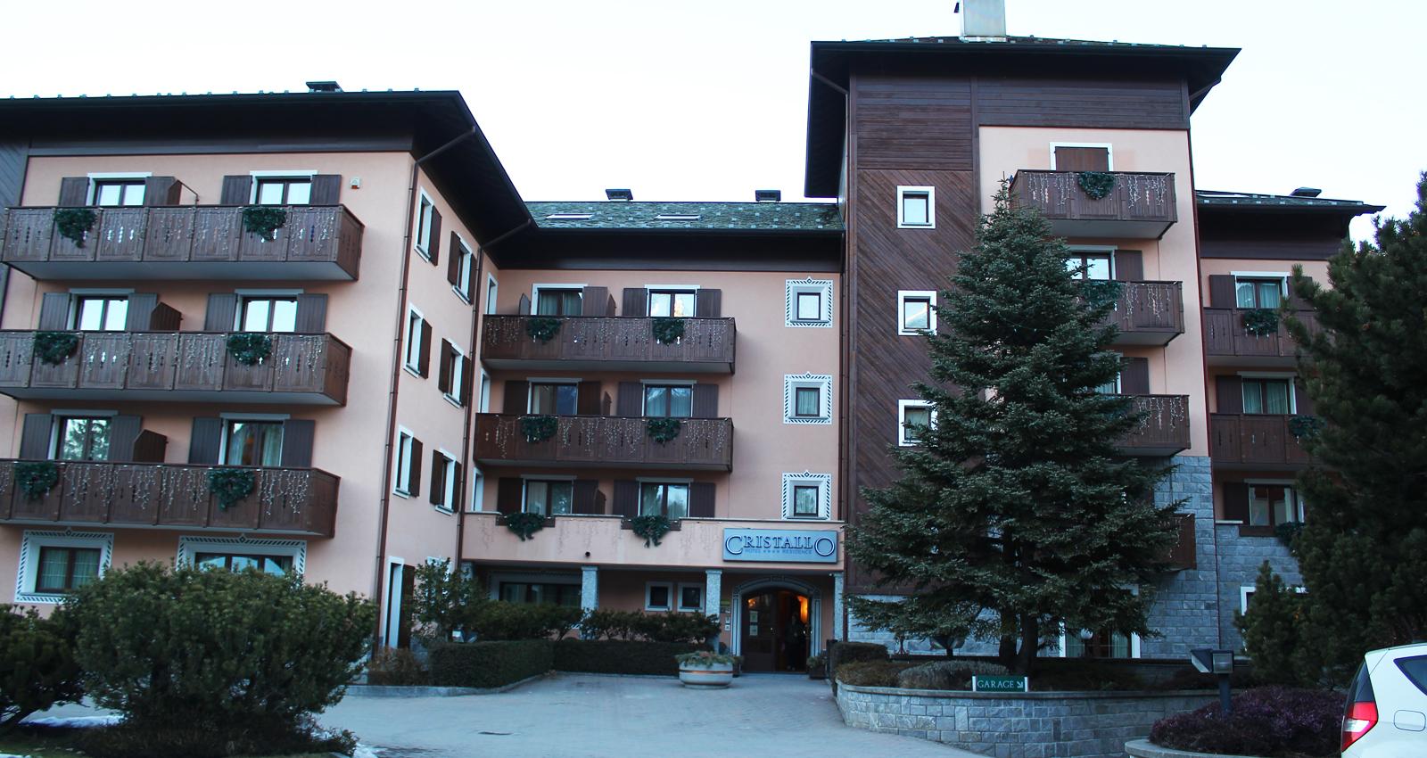 Hotel Cristallo Bormio Italy