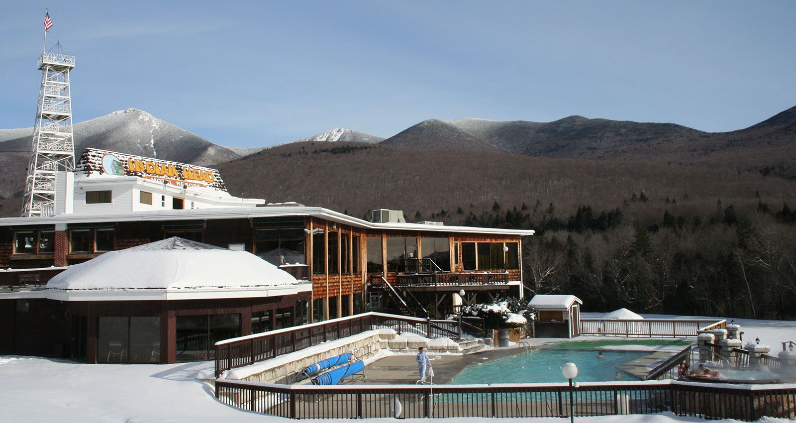 indian head resort school ski trip accommodation