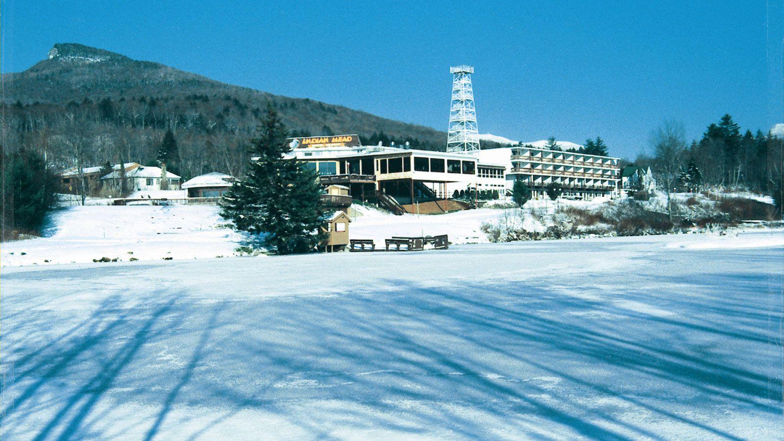 Indian Head Resort School Ski Trip Accommodation