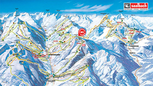 Saalbach Hinterglemm Ski Trips For Schools And Groups