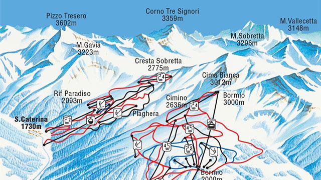 Bormio Italy Map.Bormio Ski Trips For Schools And Groups