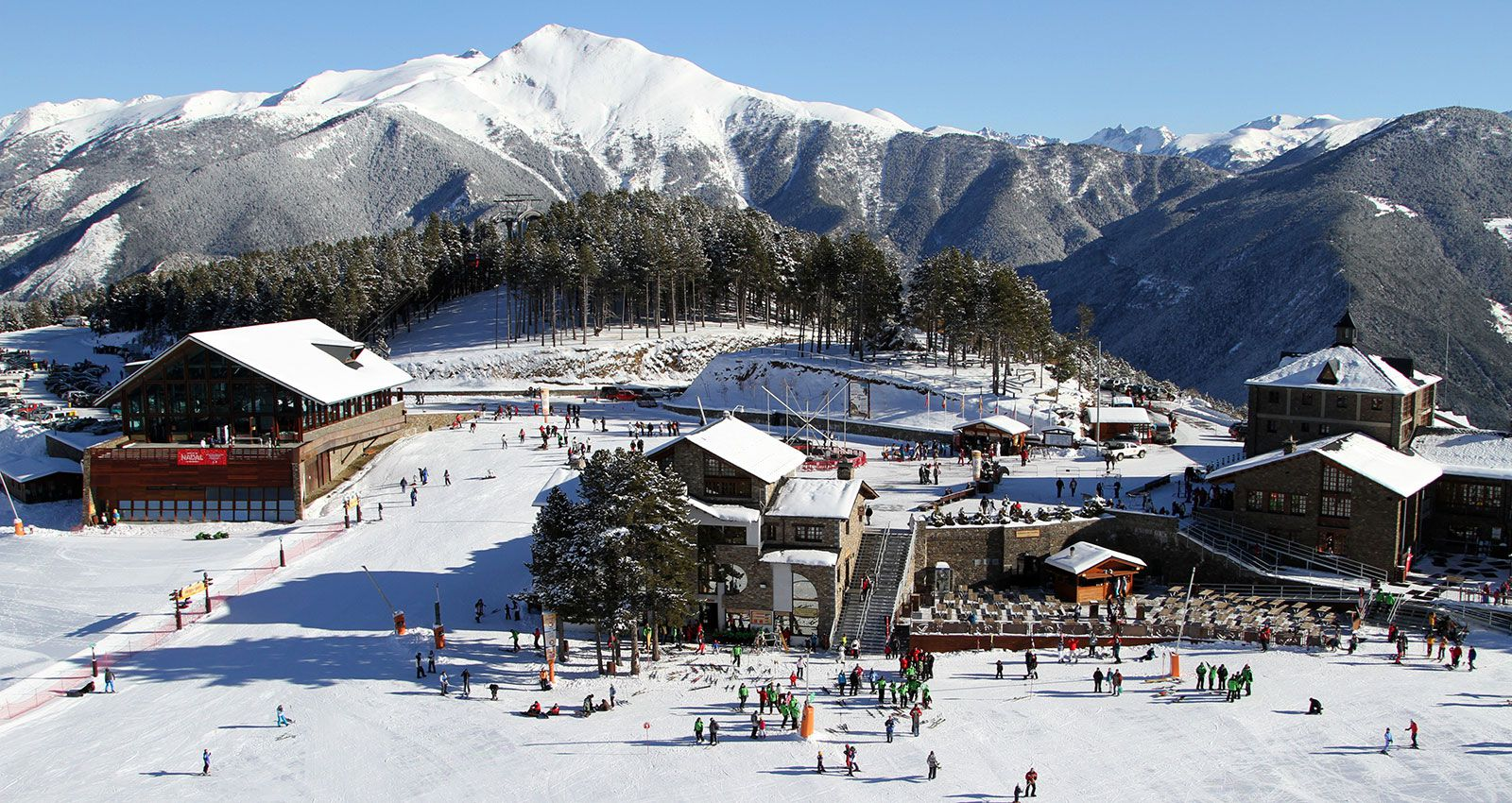 vallnord - ski trips for schools and groups