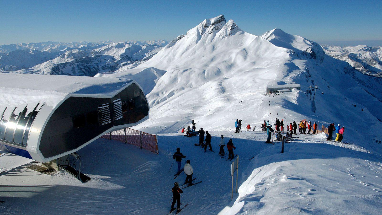 Bregenzerwald - Ski Trips for Schools and Groups