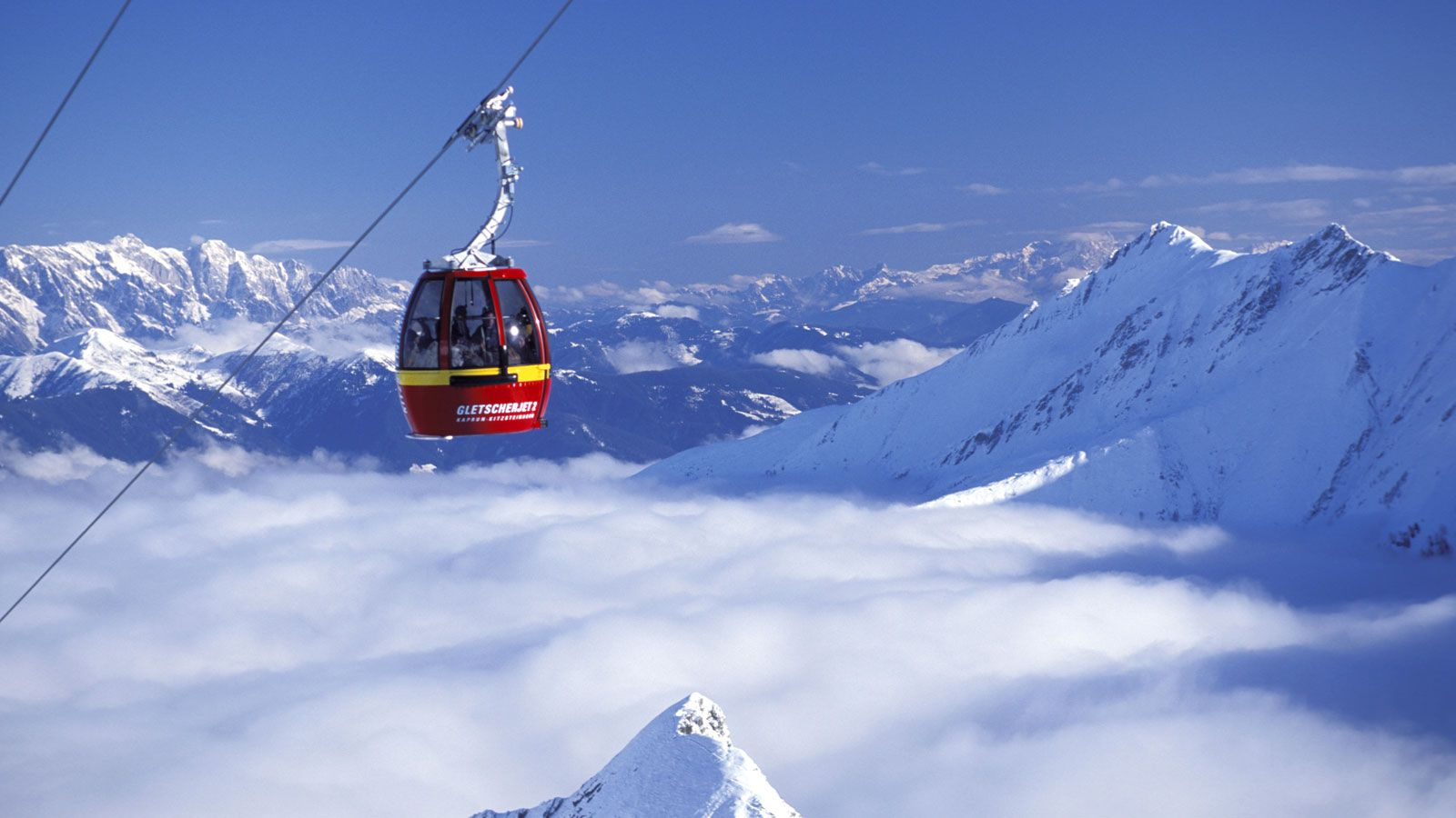 Zell Am See Kaprun Ski Trips For Schools And Groups