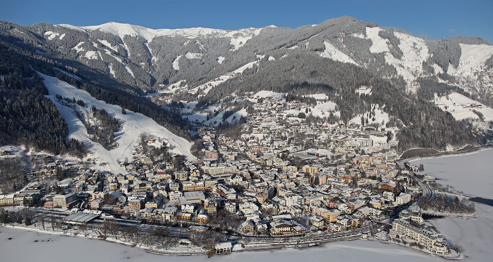 Zell am See / Kaprun - Ski Trips for Schools and Groups