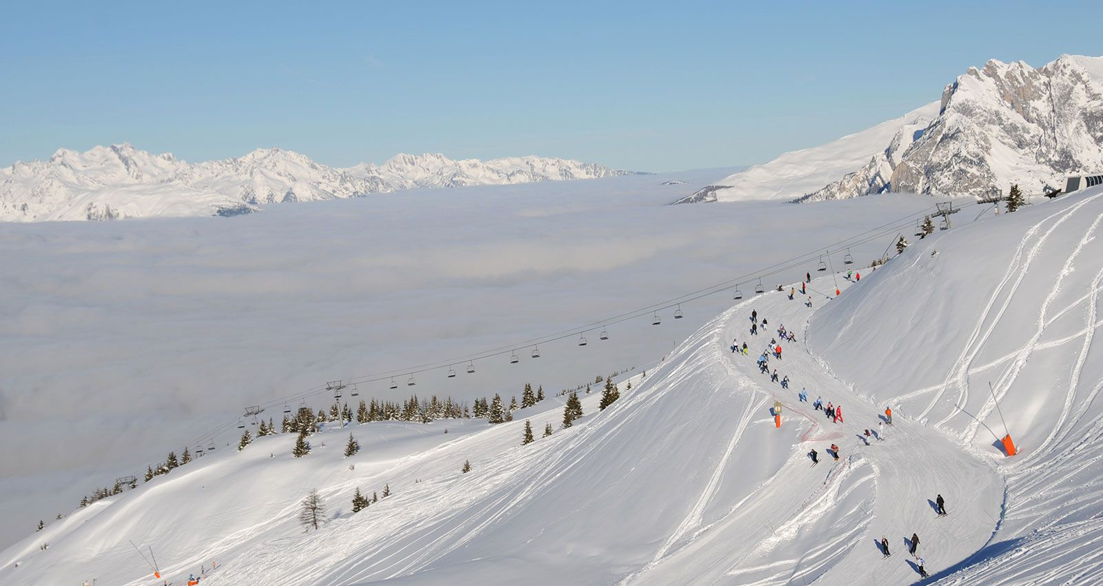 Valmeinier ski trips for schools and groups - Office du tourisme valmeinier 1800 ...