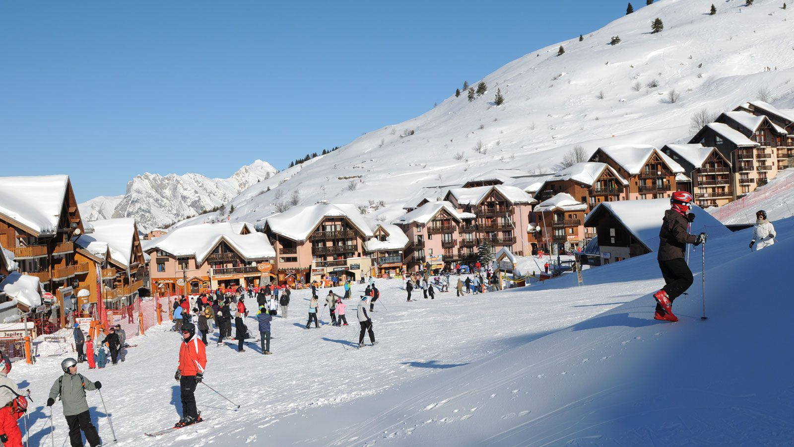 valmeinier - ski trips for schools and groups