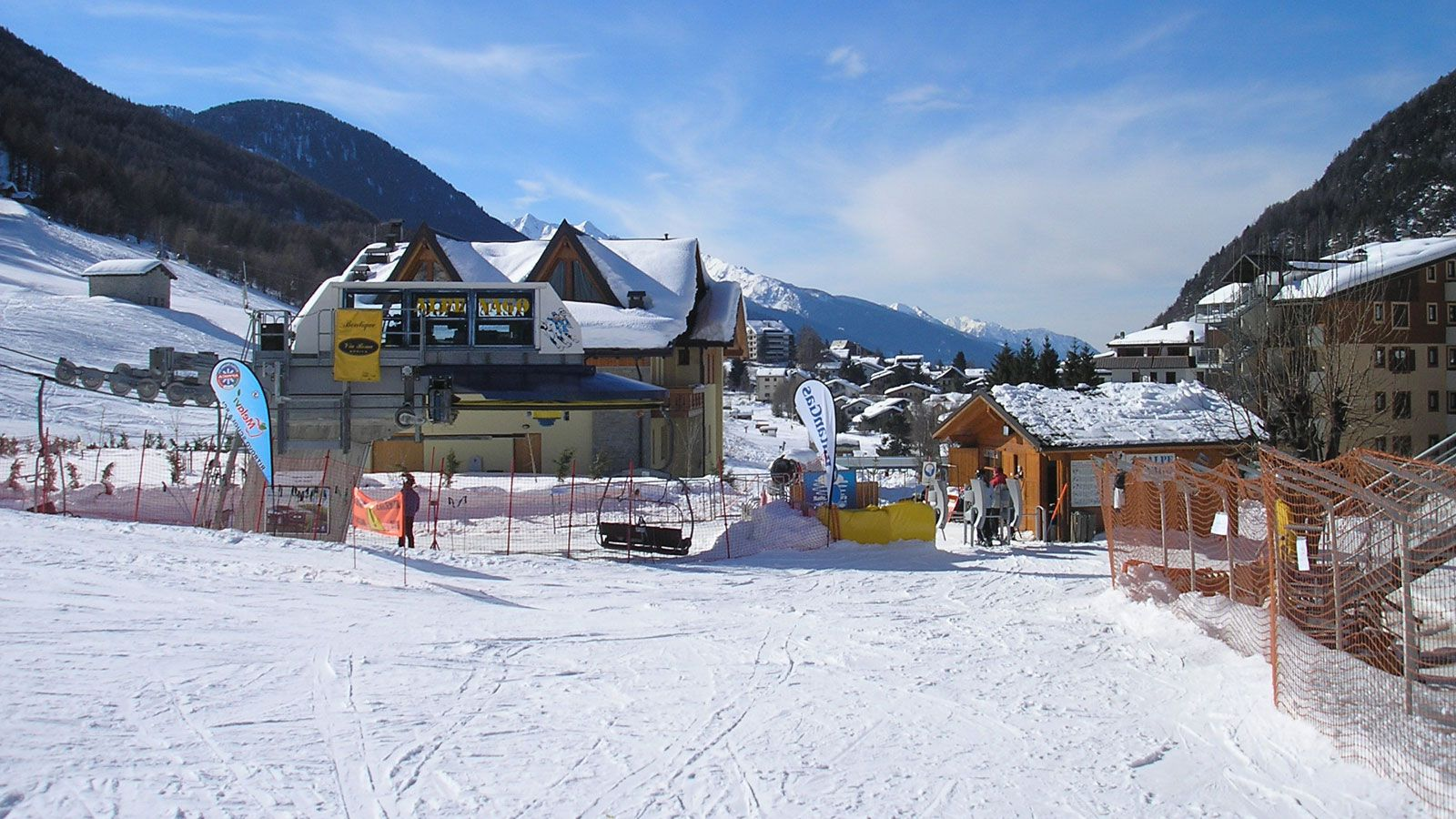 aprica - ski trips for schools and groups