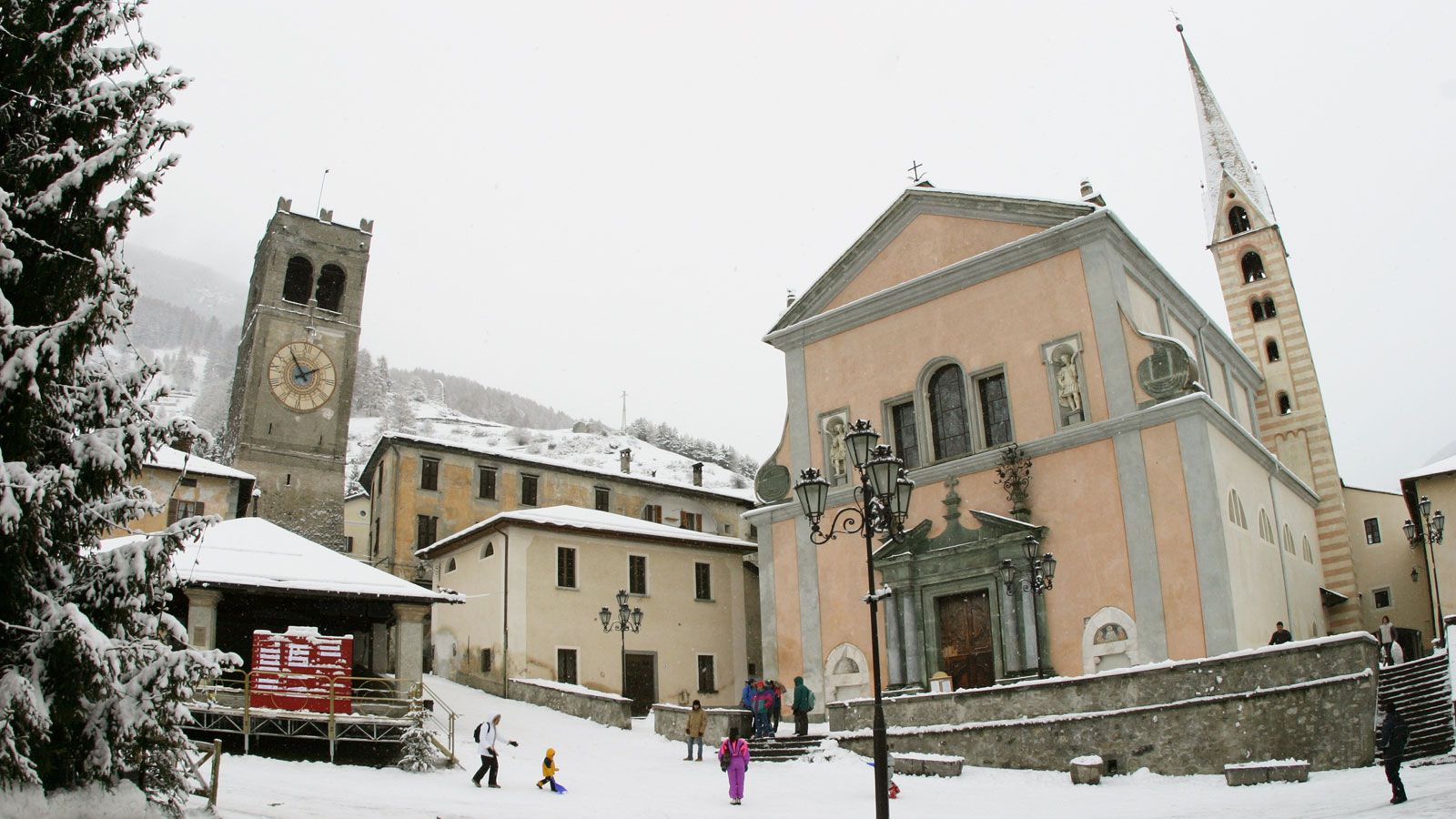 Bormio Italy  City new picture : Bormio