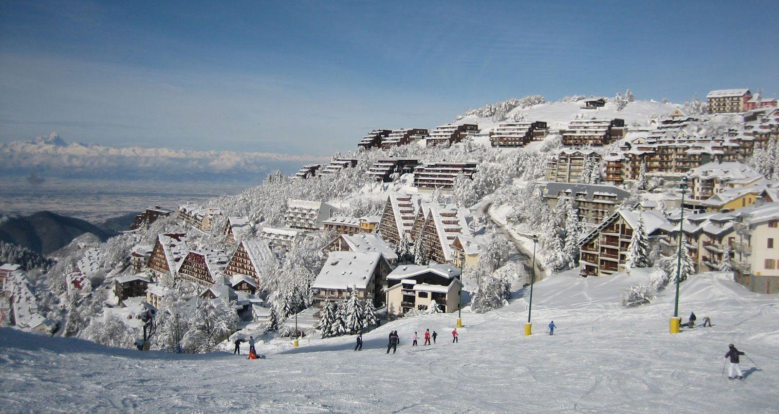 Prato Nevoso Ski Trips For Schools And Groups