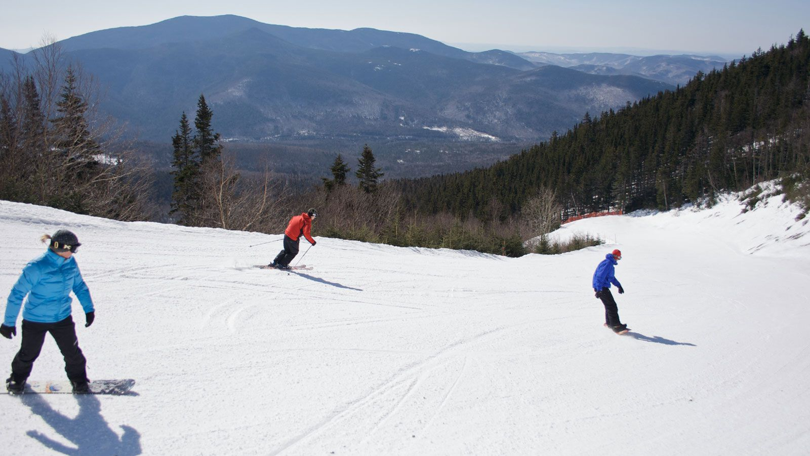 New Hampshire Loon Cannon Waterville Ski Trips For